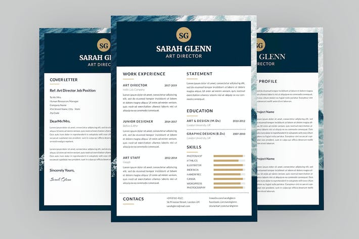 Cover Image For Appeal CV Resume Designer