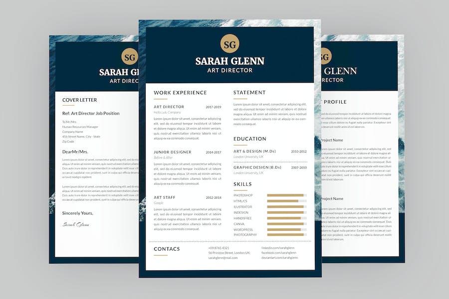Appeal CV Resume Designer