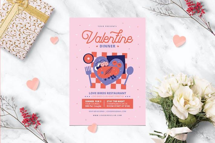 Thumbnail for Valentine Dinner