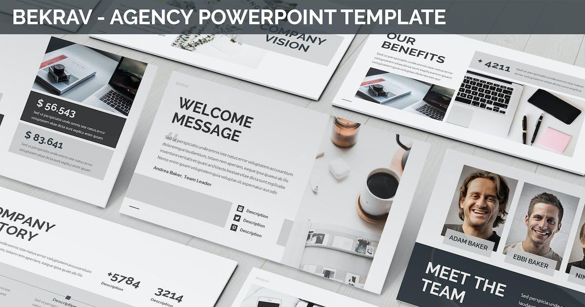 Download Bekrav - Agency Powerpoint Template by SlideFactory