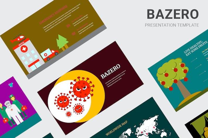 Bazero - Keynote по образованию в области здравоохранения