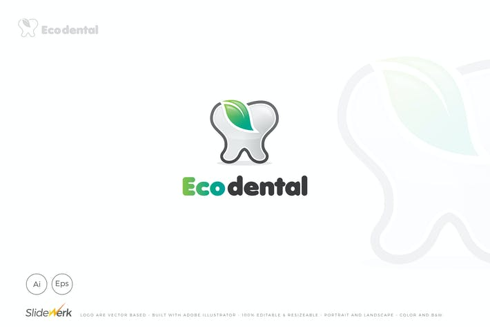 Thumbnail for Eco Dental Logo