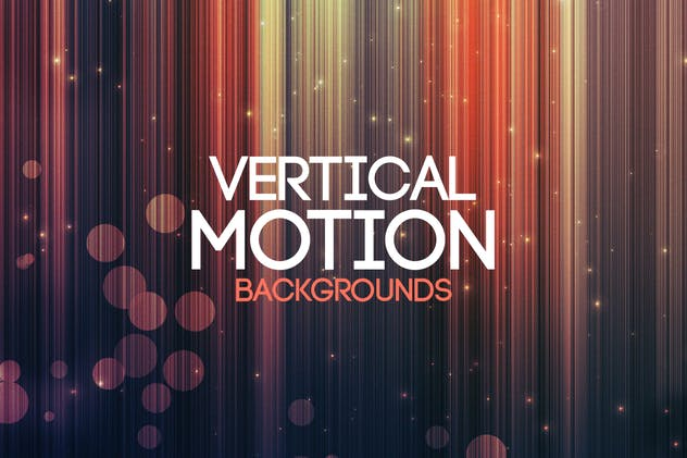 Vertical Motion Backgrounds
