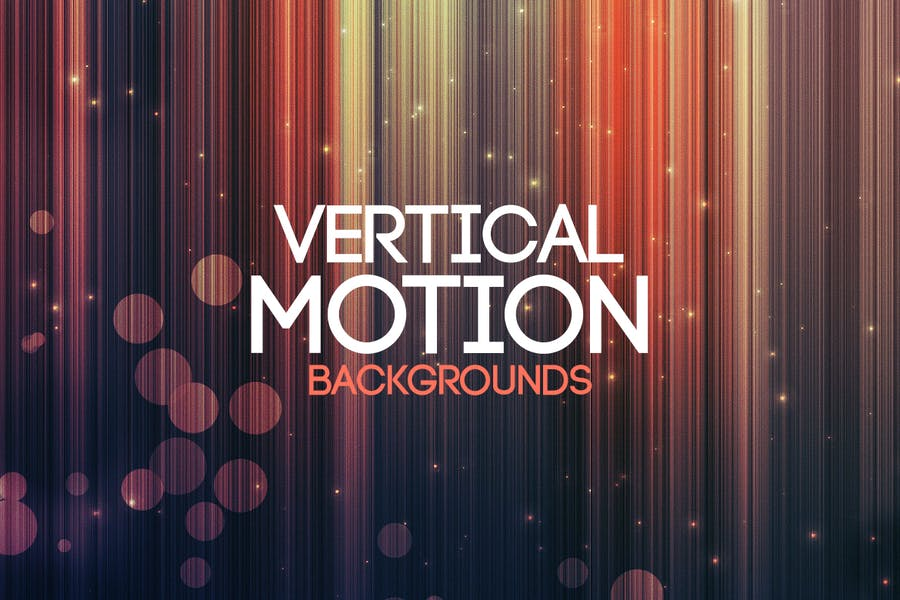 Vertikale BewegHintergründe