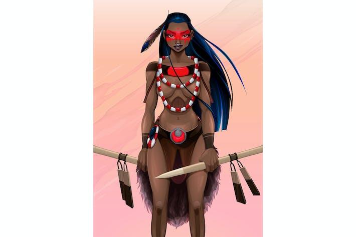 Thumbnail for Amazon Warrior