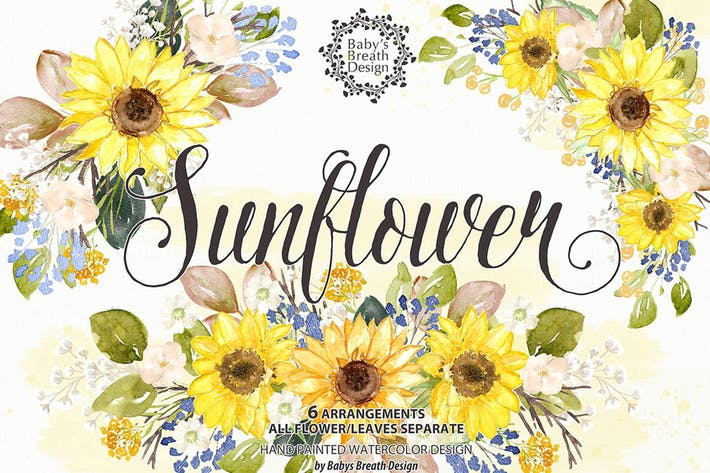 Thumbnail for Sunflower design