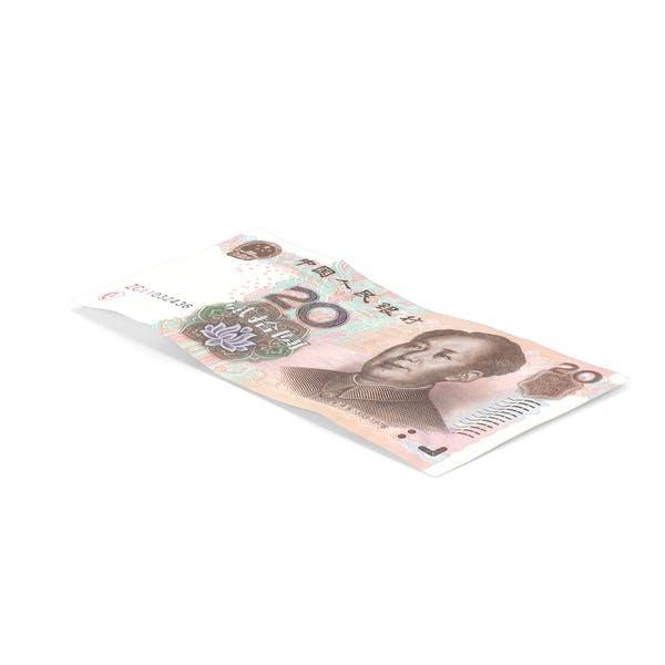 Thumbnail for 20 Yuan Note