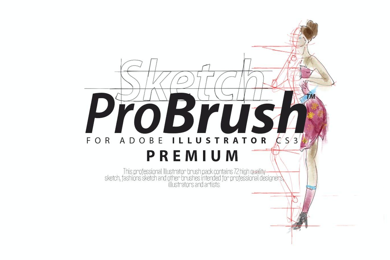 Japan ProBrush by LeoSupply on Envato Elements