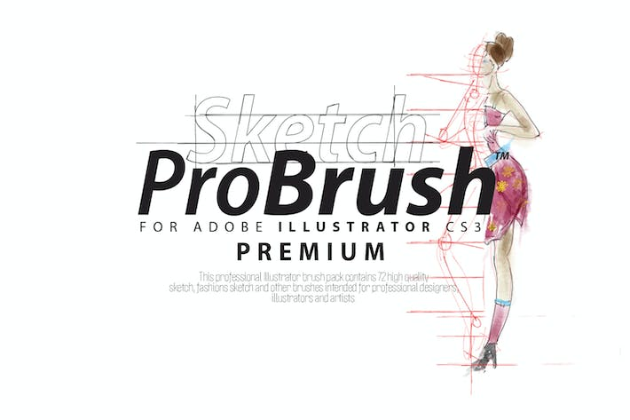 Cover Image For Sketch ProBrush