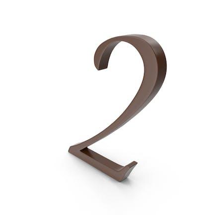 2 Brown Number