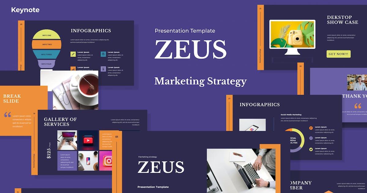 Download Marketing Strategy Keynote Template by deTheme
