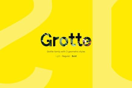 Fuente de Grotte