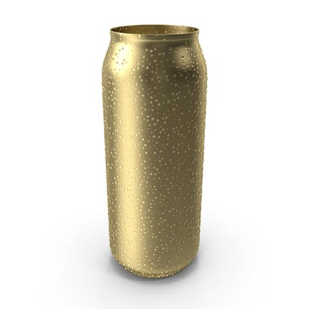 Tall Can Water Condensation
