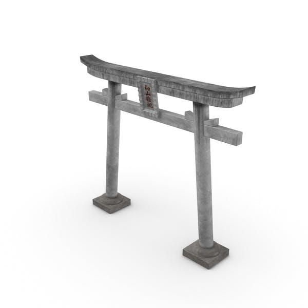 Cover Image for Japanese Shrine Gate