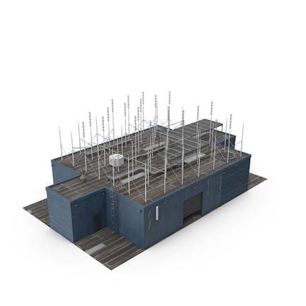 Радиопередатчики на крыше