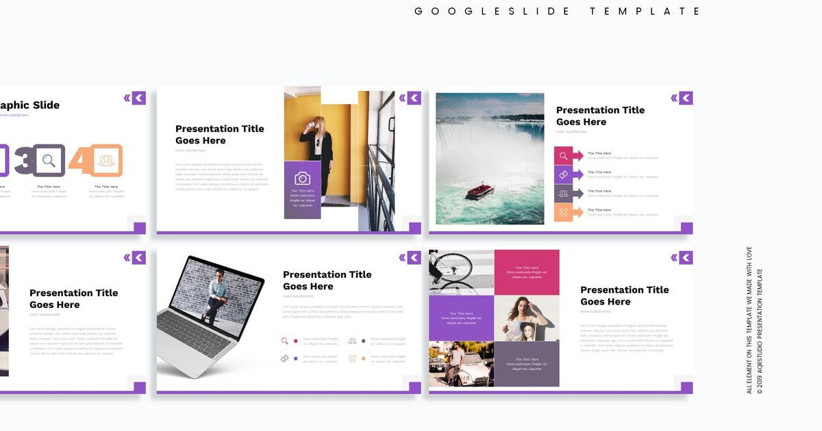 Download Fanica - Google Slide Template by aqrstudio