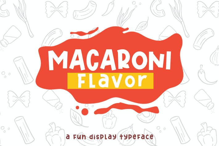 Thumbnail for Macaroni Flavor