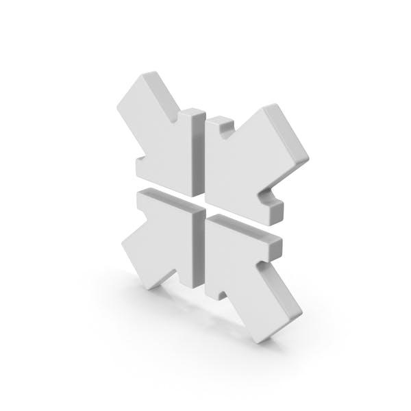 Symbol Arrow Button