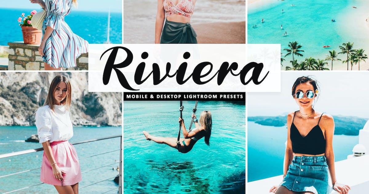 Download Riviera Mobile & Desktop Lightroom Presets by creativetacos