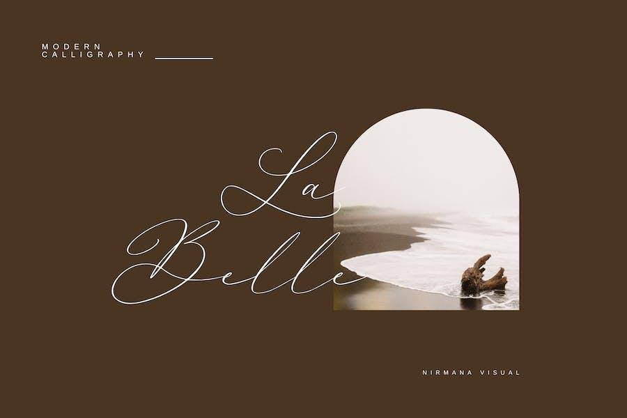 La Belle Signature - Wedding Font