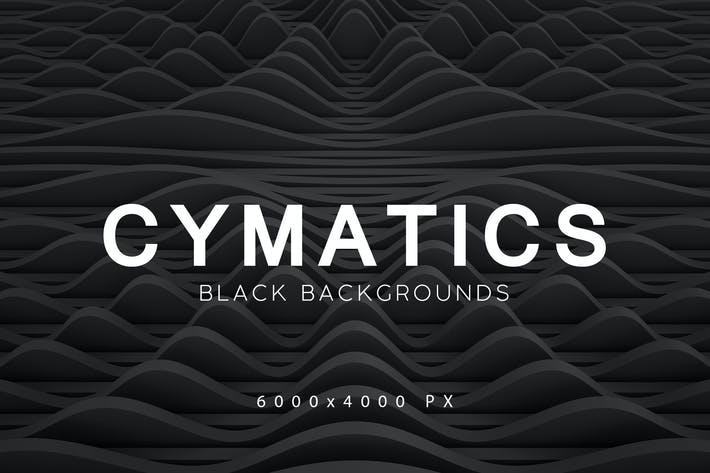 Thumbnail for Cymatics Black Backgrounds
