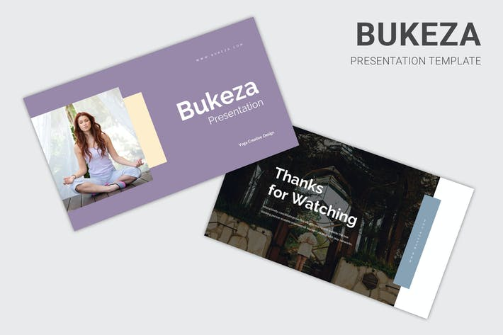 Thumbnail for Bukeza - Yoga & Meditation Keynote