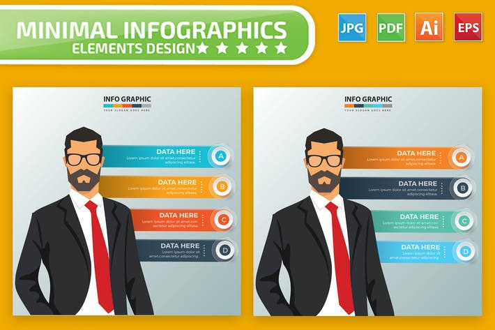 Thumbnail for Leader Infographics