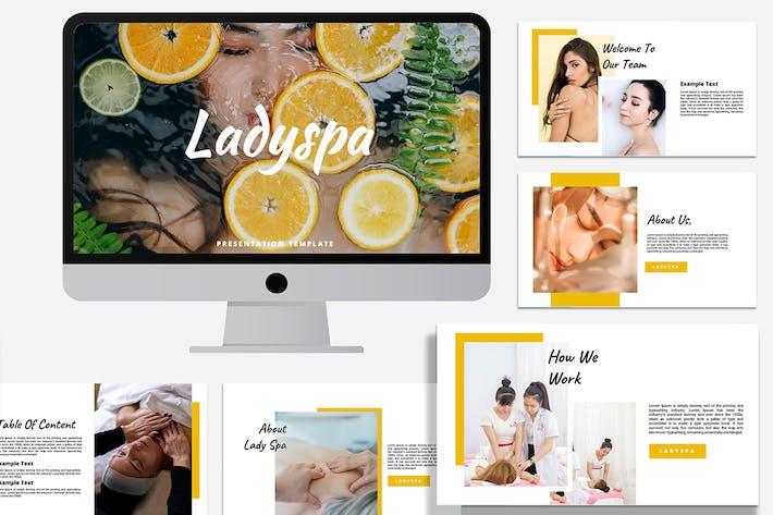 Thumbnail for Ladyspa - Google Слайды