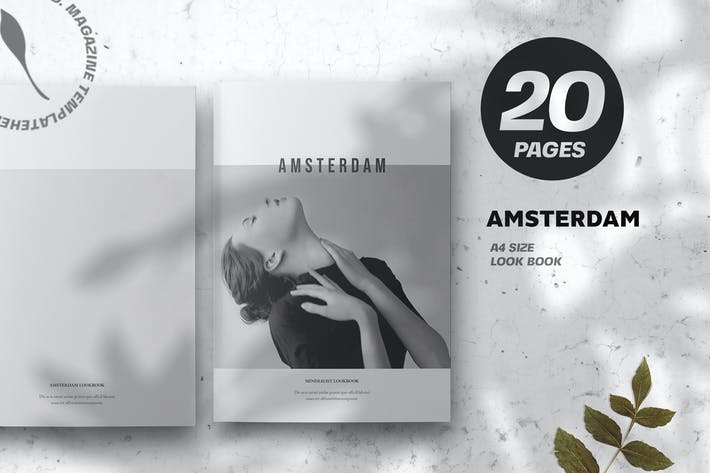 Thumbnail for Amsterdam Minimalist Lookbook