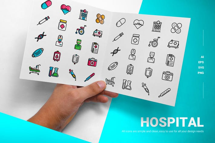 Hospital - Icon
