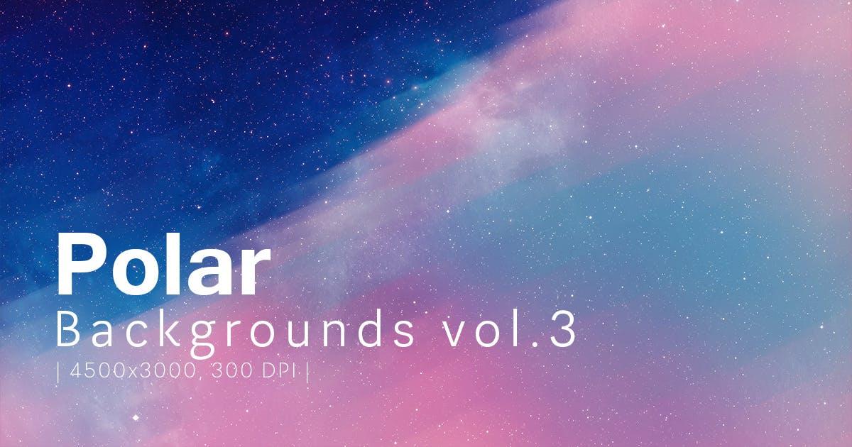 Download Polar Backgrounds vol.3 by FreezeronMedia