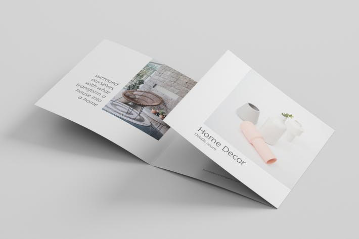 Thumbnail for Minimal Brochure Template