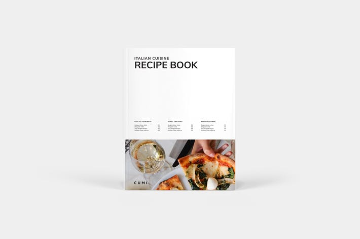 Thumbnail for Cookbook