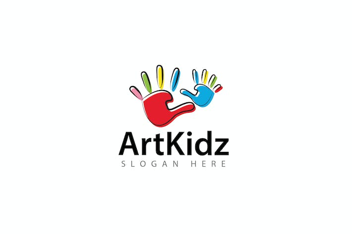 Thumbnail for Art Kidz Logo