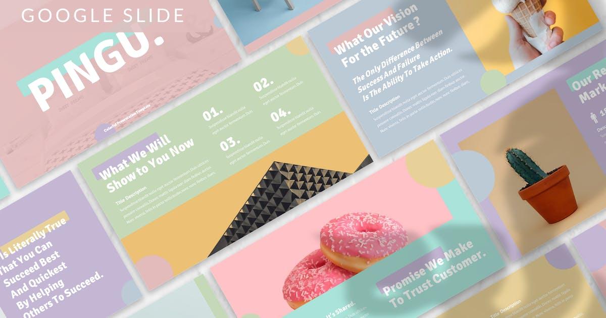 Download Pingu - Brandbook Google Slide Template by designesto