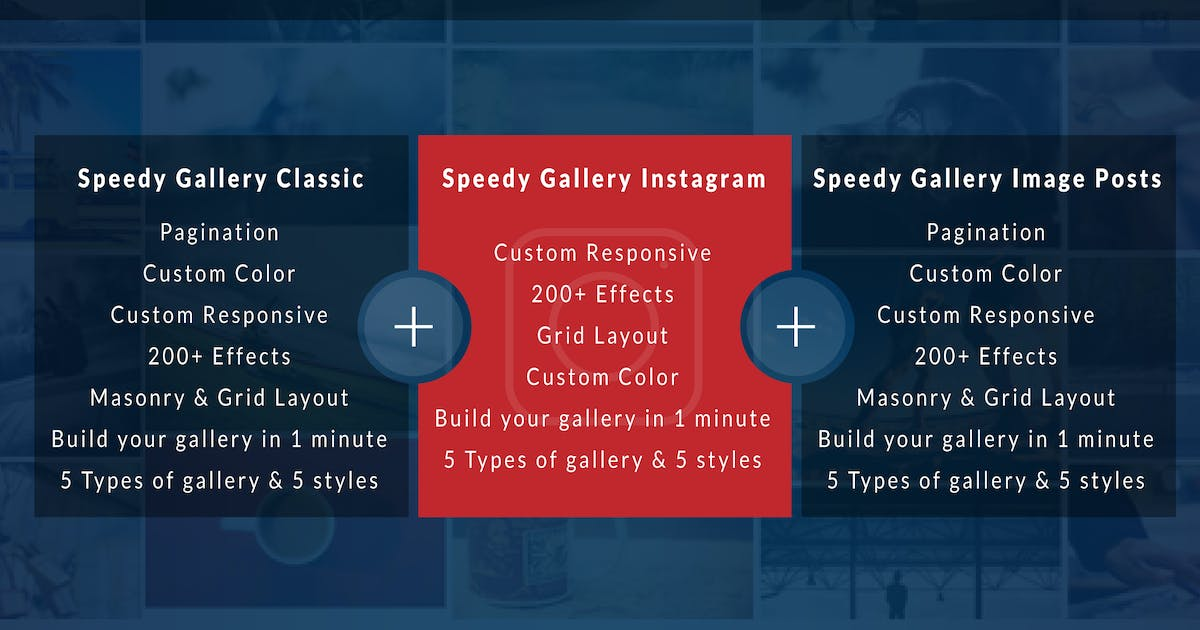 Download Speedy Gallery Addons for WPBakery Page Builder by ad-theme
