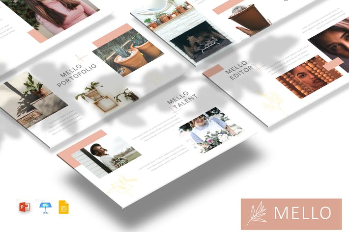 Cover Image For Mello - Powerpoint/Google Slides/Keynote Template