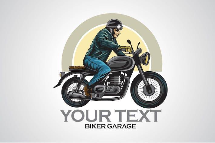 Thumbnail for BIKER - Logo Vector