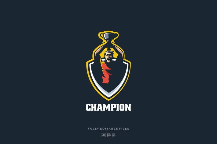 Thumbnail for Championship Sports and E-sports Logo