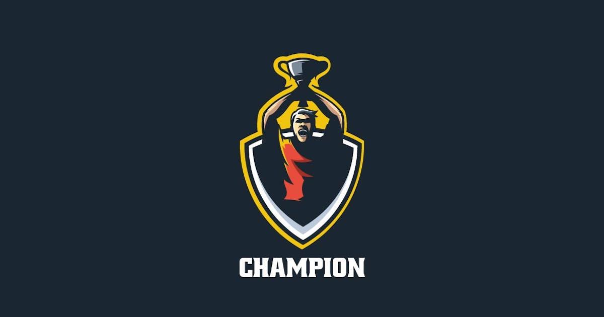 Download Championship Sports and E-sports Logo by ivan_artnivora