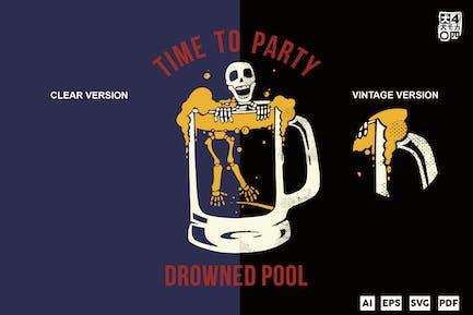 le temps de faire la fête