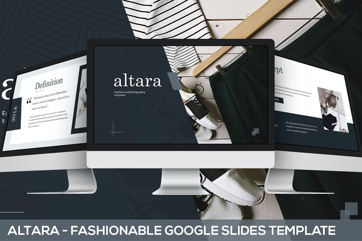Алтара - Фотография и мода Google Слайды
