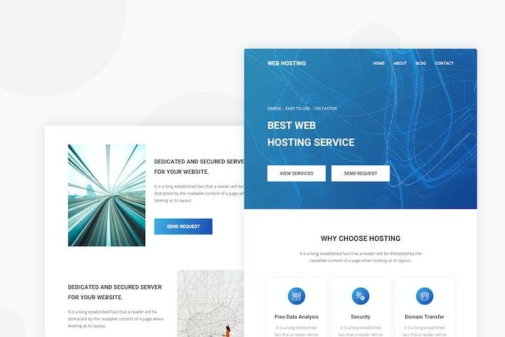 Thumbnail for Web Hosting - Email Newsletter