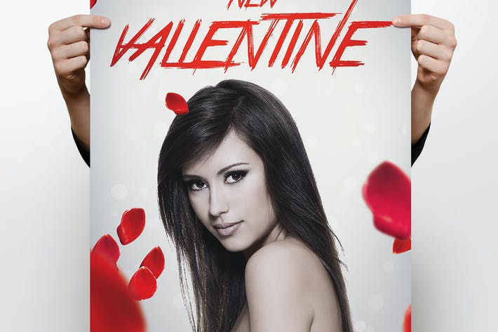 Cover Image For Valentine Flyer