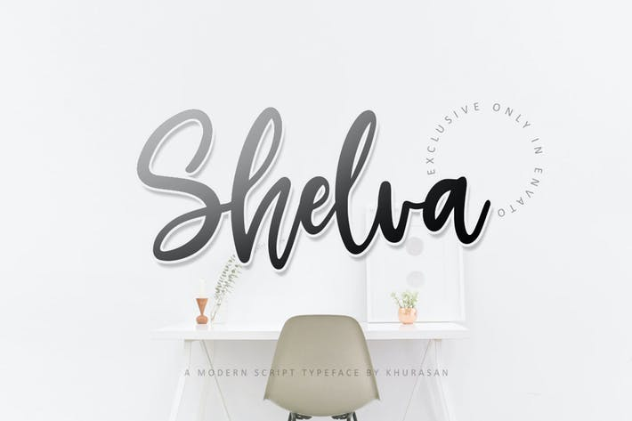 Thumbnail for Shelva Script