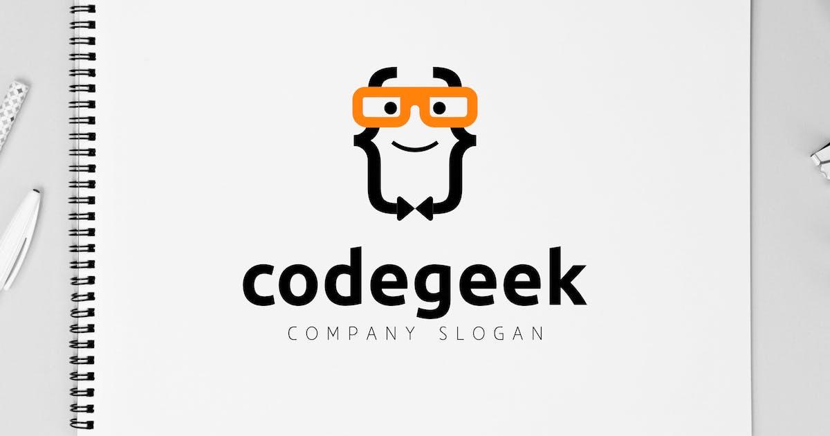 Code Geek Logo by yandidesigns