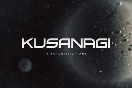 Kusanagi - Fuente Futurista