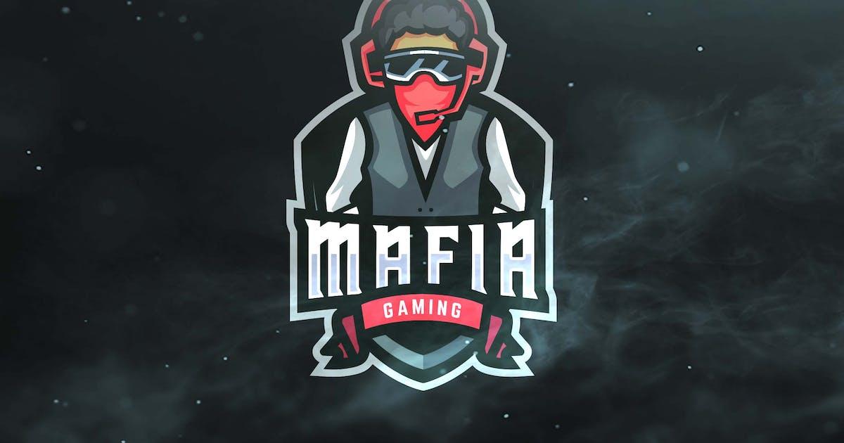Download Mafia Gaming Sport and Esports Logo by ovozdigital