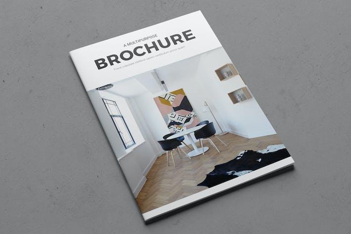 Cover Image For Multipurpose Brochure