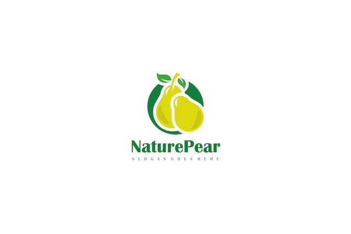 Thumbnail for Nature Pear Logo